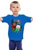 """Детская футболка """"Putin"""" - россия, сочи, путин, putin, sochi"""