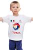 "Детская футболка ""WRC Sebastian Loeb"" - гонки, wrc, rally, чемпионат мира по ралли"