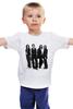 "Детская футболка ""The Beatles"" - rock, uk, fab four"