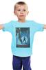 "Детская футболка ""The Living Daylights"" - 007, кино, james bond, джеймс бонд, kinoart"