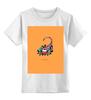 """Детская футболка классическая унисекс """"Скорпион"""" - скорпион, знак зодиака"""