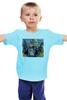 """Детская футболка """"Политический Юмор"""" - ленин, россия, жириновский, автомат, белый дом"""
