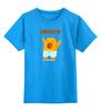 """Детская футболка классическая унисекс """"Ничоси"""" - юмор, мем, ничоси, ничего себе, слэнг"""