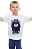 """Детская футболка классическая унисекс """"Free Hugs"""" - bear, медведь, обнимашки"""