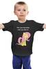 "Детская футболка классическая унисекс ""We are bronies and we like it."" - my little pony, brony, fluttershy"