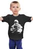 "Детская футболка классическая унисекс ""Bane - Dark Knight"" - dc, бэйн, bane, темный рыцарь, диси, dark knight, bane1"