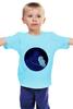 """Детская футболка классическая унисекс """"Букля"""" - сова, harry potter, гарри поттер, owl, букля, hedwig"""