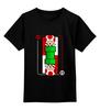 """Детская футболка классическая унисекс """"Грибочек из Марио"""" - гриб, nintendo, mario, супербратья марио"""