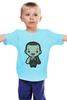 """Детская футболка классическая унисекс """"Furiosa (Безумный Макс)"""" - mad max, безумный макс, шарлиз терон, road fury, furiosa"""