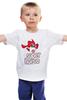 """Детская футболка """"Просто так"""" - прикол, круто, смешно, funny, мне нравится"""