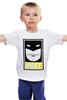 """Детская футболка """"Космический Призрак (Space Ghost)"""" - obey, космический призрак, space ghost, host"""