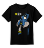 "Детская футболка классическая унисекс ""Бэтмен"" - комиксы, batman, бэтмен"