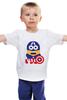 """Детская футболка """"Captain America Minions"""" - мультики, миньоны, капитан америка, captain america"""