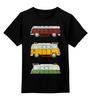 """Детская футболка классическая унисекс """"Светофор"""" - авто, pixel, автомобиль, путешествие, travel, пиксель арт, pixel art, пиксель-арт, rome, paris"""