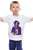 """Детская футболка классическая унисекс """"Джон Сноу"""" - бита, игра престолов, game of thrones, jon snow, джон сноу"""