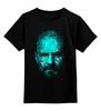 "Детская футболка классическая унисекс ""Гейзенберг"" - во все тяжкие, breaking bad, walter white, уолтер уайт, heisenberg"