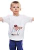 """Детская футболка классическая унисекс """"Питер Гриффин"""" - family guy, гриффины, peter griffin, питер гриффин"""