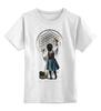 """Детская футболка классическая унисекс """"Bring Me The Horizon девочка"""" - bmth, bring me the horizon, sempiternal"""