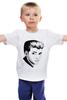 "Детская футболка классическая унисекс ""Дейв Гаан (Depeche Mode)"" - депеш мод, dave gahan, дейв гаан"