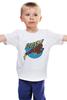 "Детская футболка ""Флэш."" - flash, комикс, герой, дс, флэш"