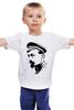 """Детская футболка классическая унисекс """"Феликс Дзержинский"""" - hans zogs, феликс дзержинский, дзержинский, железный феликс"""