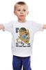 """Детская футболка классическая унисекс """"Dirty Mary Crazy Larry"""" - авто, кино, винтаж, dirty mary crazy larry, грязная мэри сумасшедший ларри"""