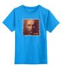 """Детская футболка классическая унисекс """"Depeche Mode"""" - depeche mode, депеш мод, dm, dave gahan, martin gore"""