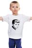 """Детская футболка классическая унисекс """"Дейв Гаан (Depeche Mode)"""" - depeche mode, dave gahan, дейв гаан"""