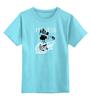 """Детская футболка классическая унисекс """"FITNESS QUEEN"""" - фитнес, gym, fitness, queen, спортзал"""