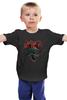 """Детская футболка классическая унисекс """"Slayer """" - slayer, reign in blood"""