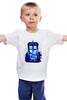 "Детская футболка ""Tardis is Coming"" - doctor who, доктор кто, тардис"