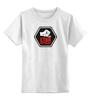 """Детская футболка классическая унисекс """"#СТОПНАРКОТИК"""" - зож, движение, стопнаркотик, стоп наркотик, stop drugs"""