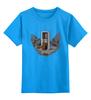 """Детская футболка классическая унисекс """"Donkey Kong (Nintendo)"""" - nintendo, donkey kong, gamepad, joystick"""