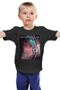 """Детская футболка классическая унисекс """"Интерстеллар 3"""" - космос, научная фантастика, интерстеллар, interstellar"""