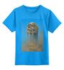 "Детская футболка классическая унисекс ""Mad Max Fury Road"" - череп, mad max, kinoart, fury road, том харди"