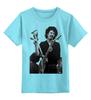 """Детская футболка классическая унисекс """"Santana"""" - santana"""