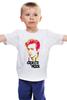 """Детская футболка классическая унисекс """"Depeche Mode"""" - depeche mode, депеш мод, martin lee gore, alan wilder, dave gahan"""