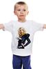"""Детская футболка классическая унисекс """"LADY GAGA The Best"""" - lady gaga, леди гага"""