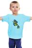 """Детская футболка классическая унисекс """"Breaking Bad x Mario"""" - во все тяжкие, хайзенберг, гайзенберг, марио"""
