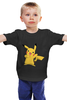 """Детская футболка """"Пикачу"""" - nintendo, pokemon, пикачу, покемоны, video games, pikachu"""
