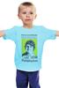 """Детская футболка """"Pumping Iron """" - арнольд шварценеггер, pumping iron, качай железо, мистер олимпия"""
