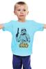 """Детская футболка классическая унисекс """"Star Wars"""" - лукас, звёздные войны, trooper, штурмовик, force awakens"""