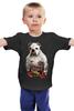 "Детская футболка ""Собака Боксёр"" - спорт, бокс, боксёр, бульдог"