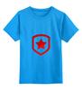 """Детская футболка классическая унисекс """"Gambit Gaming"""" - league of legends, форма, edward, gambit gaming, banq, форма игроков, alex ich, darien, diamondprox, genja"""