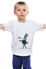 """Детская футболка классическая унисекс """"Bugs Bunny_man"""" - fun, nice"""
