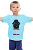 """Детская футболка """"Pug x Run Dmc"""" - pug, хип-хоп, мопс, run dmc"""