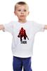 """Детская футболка классическая унисекс """"тор - герой"""" - тор, thor"""