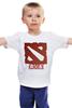 """Детская футболка классическая унисекс """"Dota"""" - games, игры, dota, dota 2"""