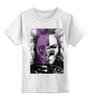 """Детская футболка классическая унисекс """"madonna"""" - арт, madonna, мадонна"""