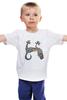 """Детская футболка классическая унисекс """"Яркий геккон"""" - ярко, геккон, gecko"""